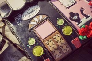 Vendula jewellery shop window box bag